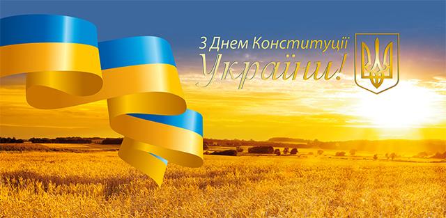 Картинки по запросу день конституції україни 2017