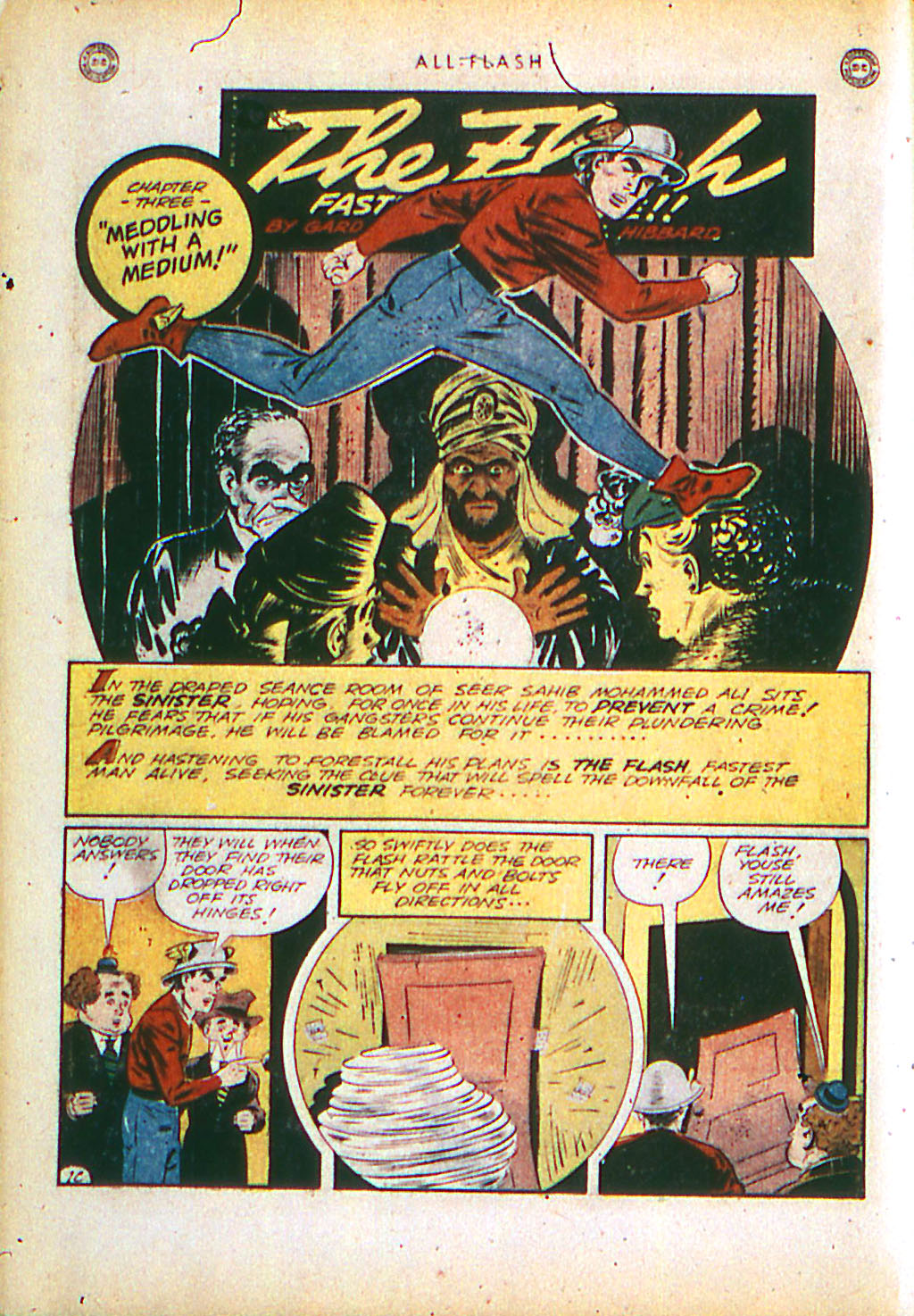 Read online All-Flash comic -  Issue #16 - 26