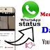 Cara Upload Video YouTube ke Status WhatsApp dengan mudah