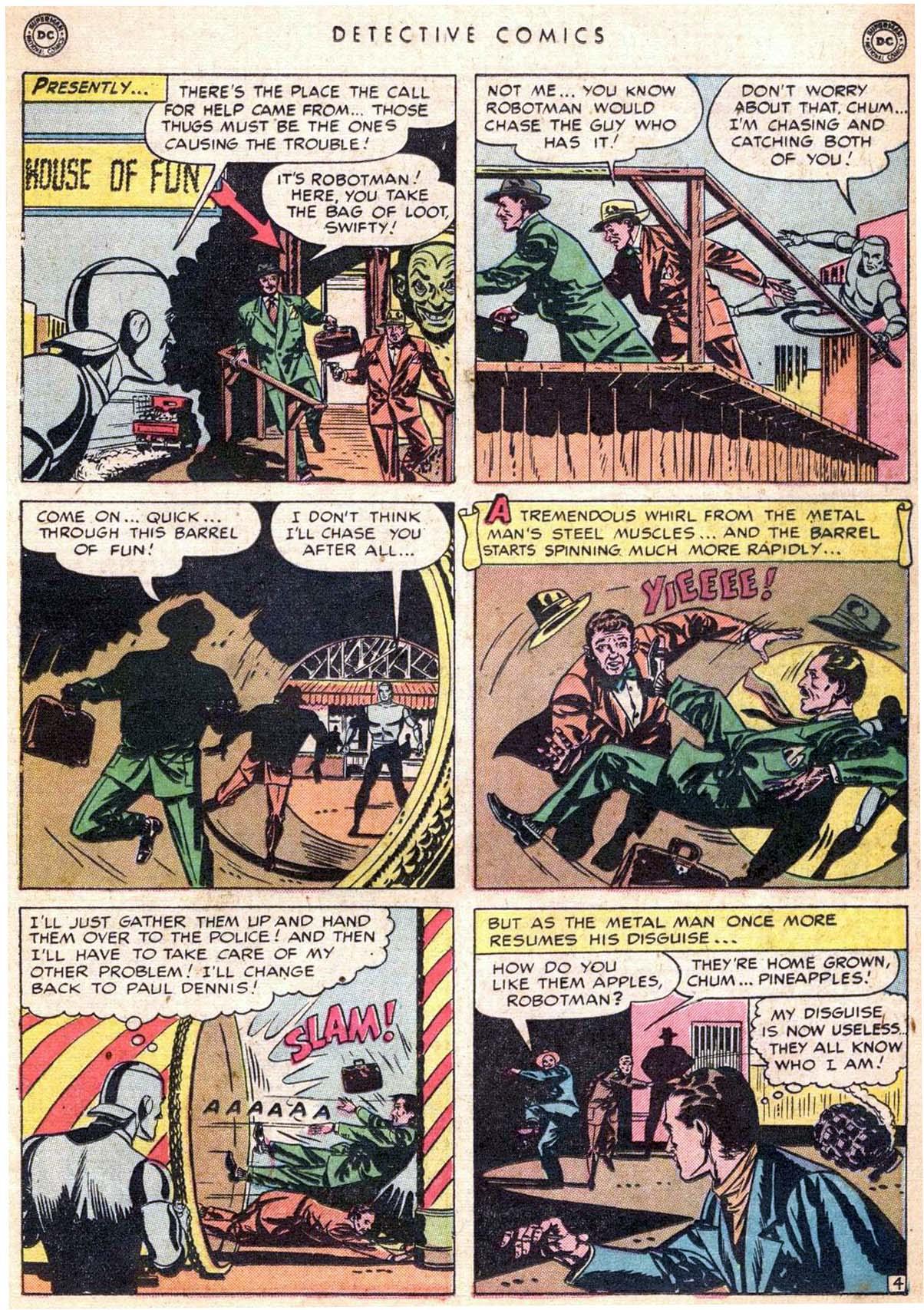 Detective Comics (1937) 157 Page 28