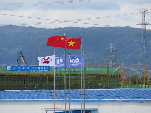 Hiểm hoạ Trung Quốc trong dự án thép Cà Ná
