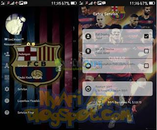Update BBM Mod Barcelona Versi 3.1.0.13 Apk