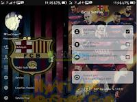 BBM Mod Barcelona Update Versi 3.1.0.13 Apk