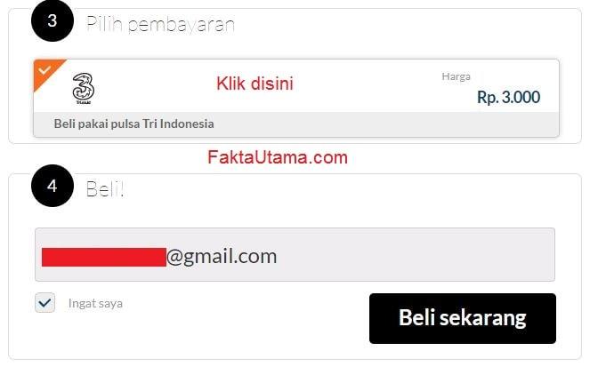 Player Mobile Legends di Indonesia terus bertambah dari banyak sekali kalangan Baru! Cara Beli Diamond Mobile Legends pakai Pulsa Tri