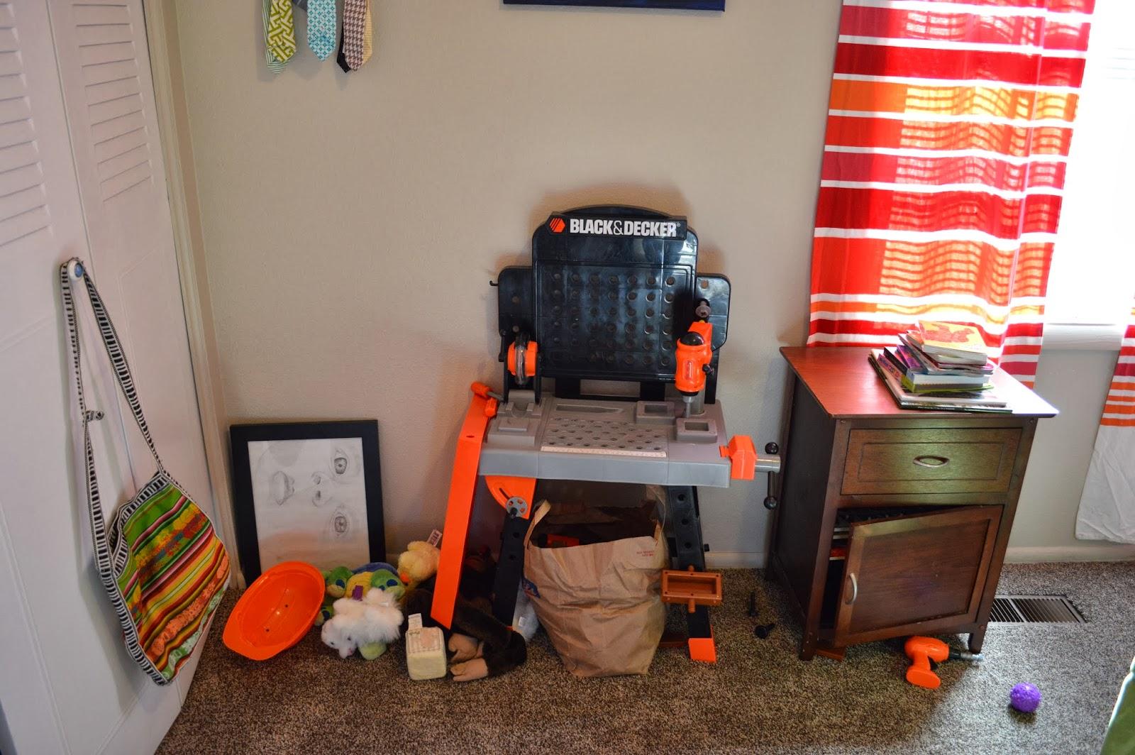 The Sunny Art Room Toddler Room Rearrange