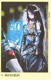 Bildergebnis für overlord light novel illustrations floor guardians