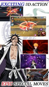 Game BLEACH Brave Souls Android