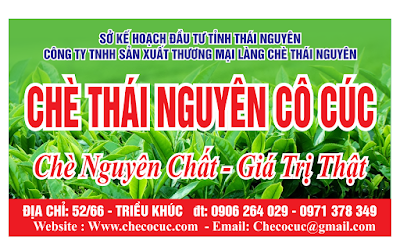 Địa chỉ mua chè Thái Nguyên gần Hà Đông