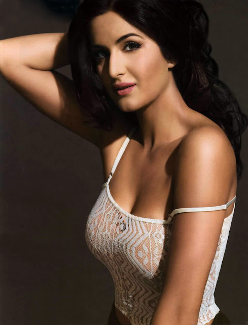 Katrina Kaif, Foto-foto Hot 10 Artis Bollywood Paling Cantik