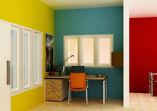 warna cat untuk rumah minimalis
