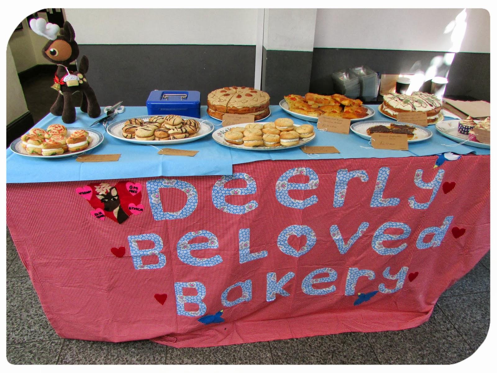 Deerly Beloved Bakery September 2013