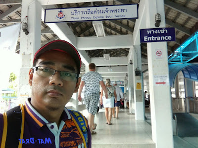 Time Table Hop On Hop Off Boat Chow Phraya River Cruise