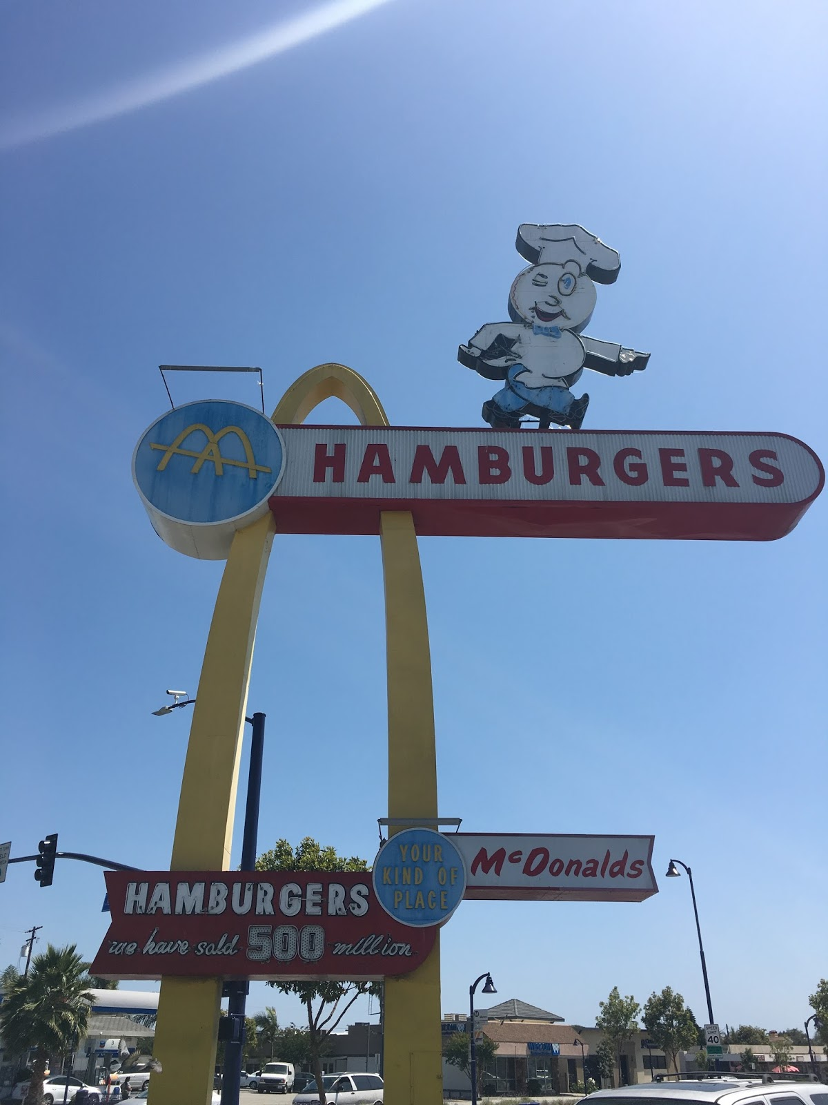 Experiencing Los Angeles: World's Oldest McDonald's, Downey