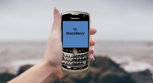 Mobile Operating Systems - BlackBerry