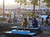 Ruwah Kubur Tradisi Babel dalam Menyambut Ramadhan