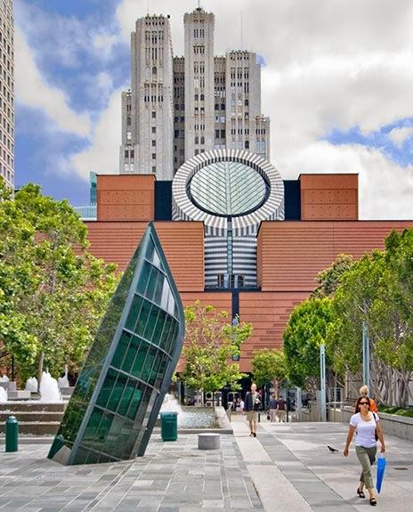 舊金山現代美術館 ~ 全球文創部落格