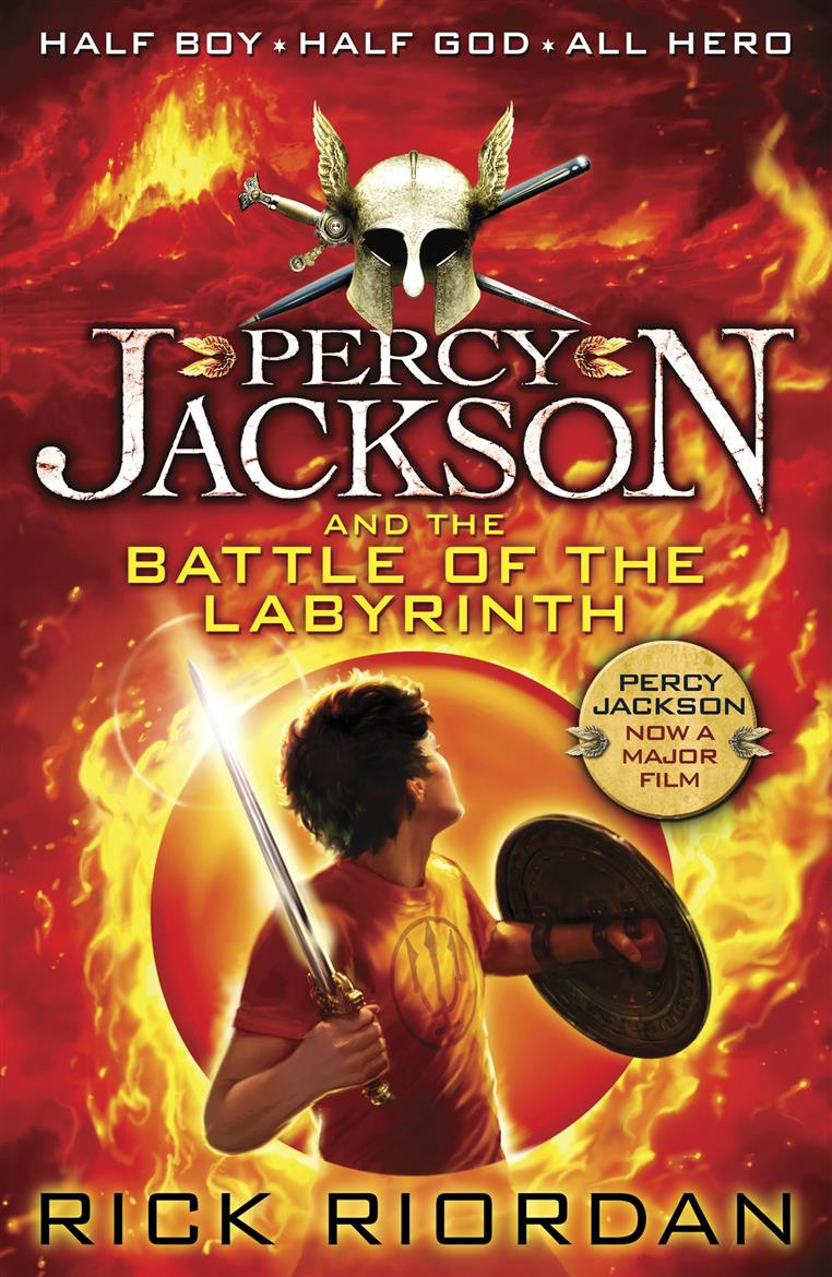 Percy Jackson 4 The Battle Of The Labyrinth Pdf