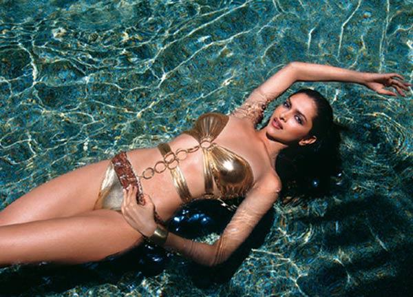 Deepika Padukone in bikini