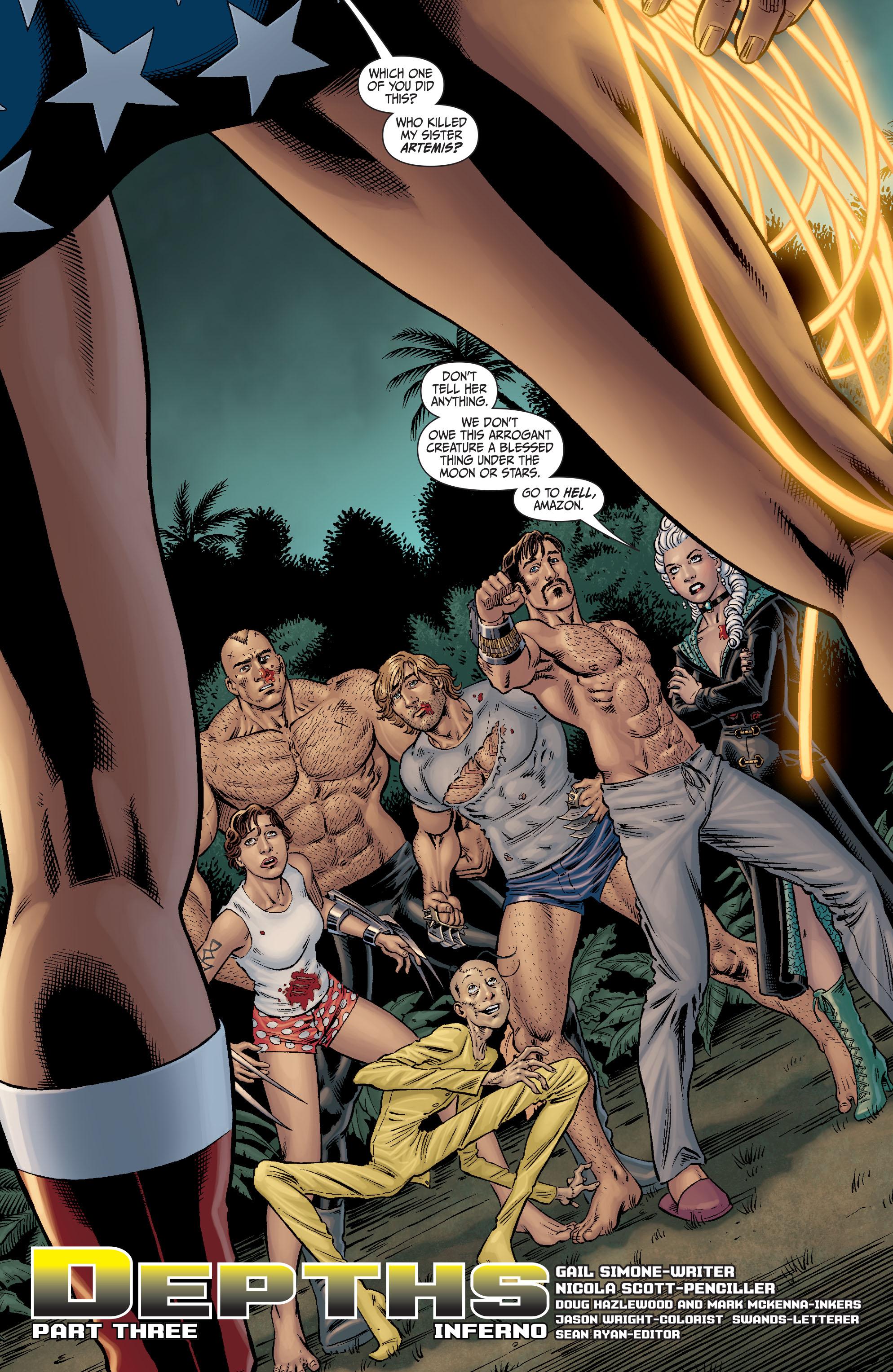 Read online Secret Six (2008) comic -  Issue #12 - 2