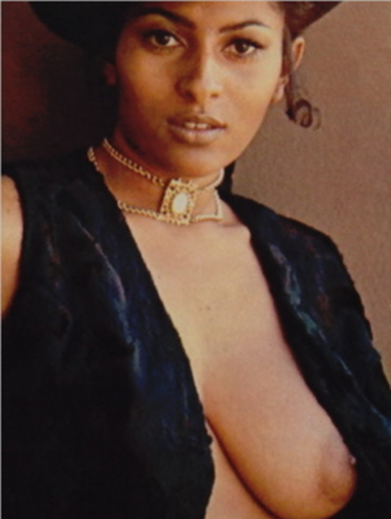 Vintage tits pam brown 1