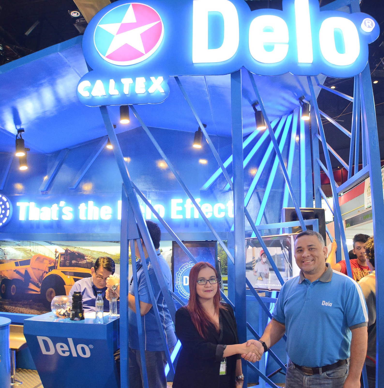 Delo highlights latest innovation in diesel engine oil at transport and logistics show