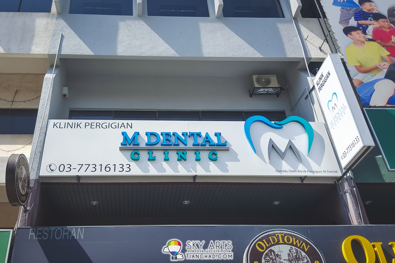 M Dental Clinic Damansara Utama Address