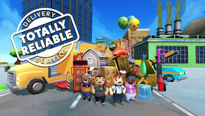 Totally Reliable Delivery Service MOD APK Full Version