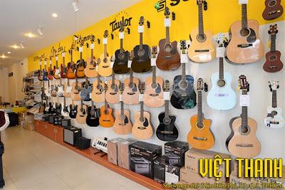 Nguồn gốc đàn guitar