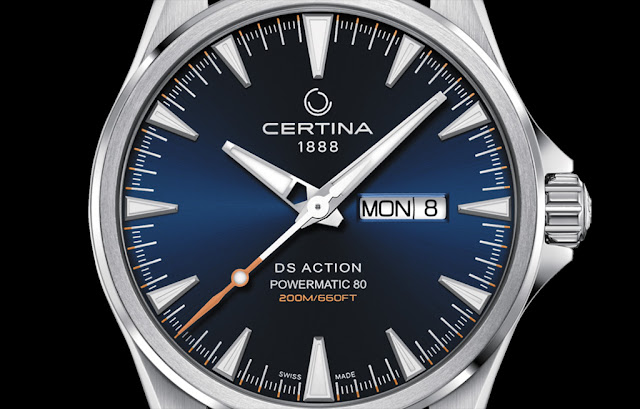 Certina DS Action Day-Date Powermatic 80 ref. C032.430.16.041.00
