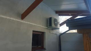 Klimatyzator jako pompa ciepła