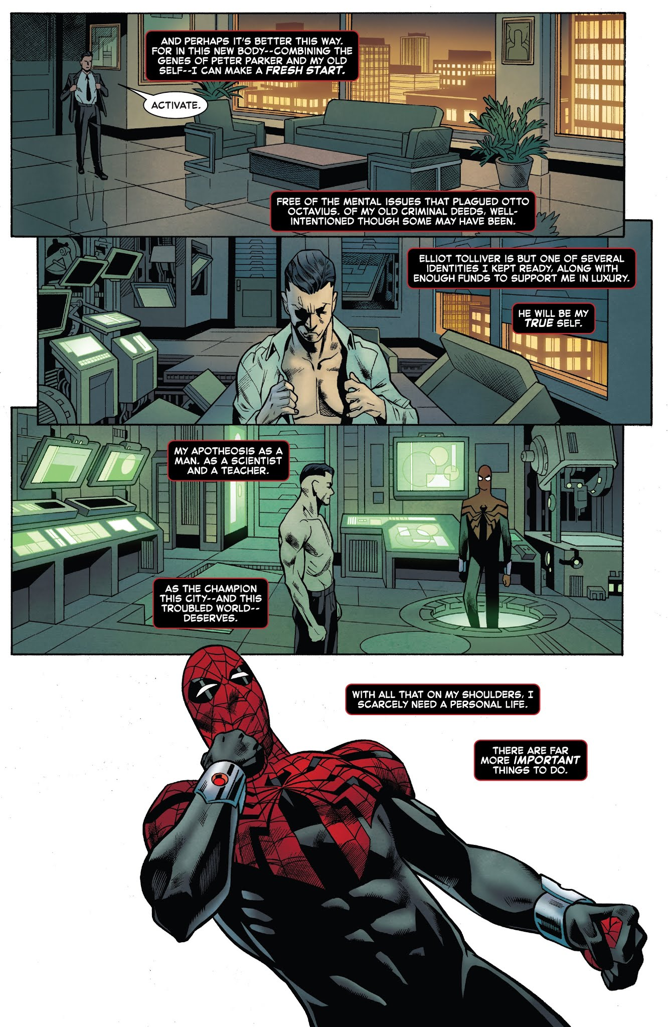 Superior Spider-Man (2019) 1 Page 12