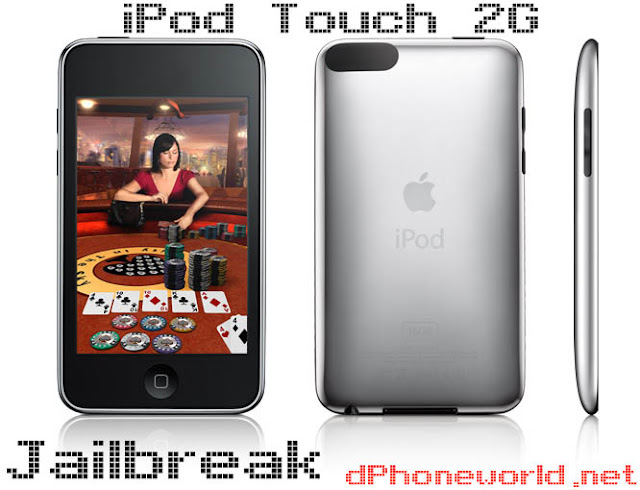 Come fare Jailbreak iPod Touch 2G | Guida Pc e Mac