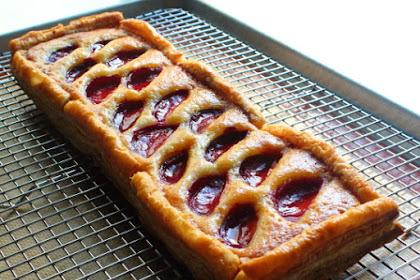 Frangipane Tart – Have Your Cake and Eat Pie Too