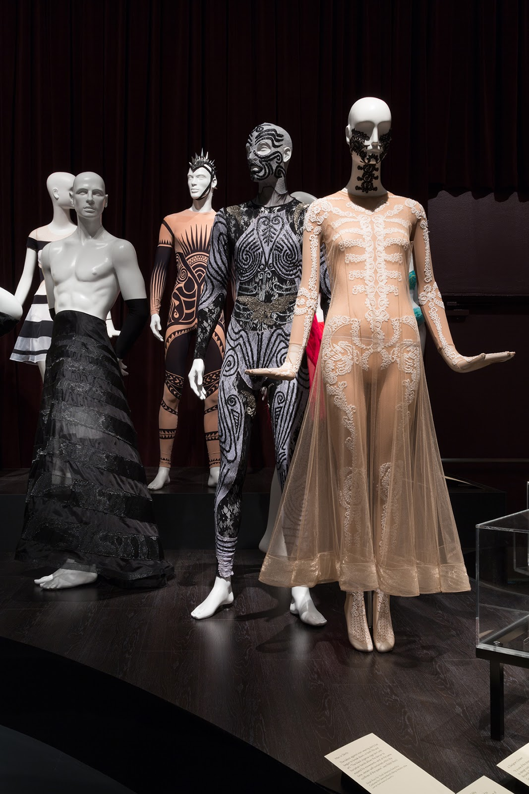 Contemporary Ballet Costumes [photo © The Museum at FIT]  sc 1 st  Style Curated & Stylecurated: Dance u0026 Fashion @ FIT