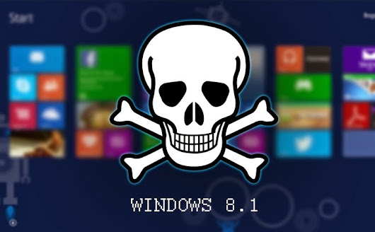 Google Researcher Reveals Zero-Day Windows 8.1 Vulnerability