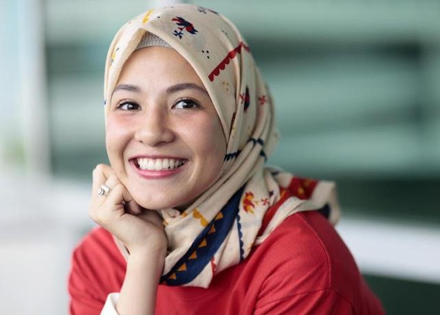 Berhijab atau Tidak Bukan Pengaruh Besar untuk Karier Natasha Rizky