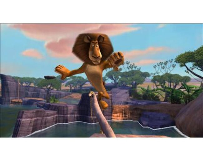 Madagascar Escape 2 Africa Features
