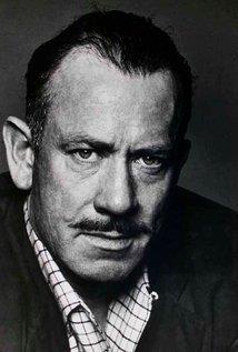 John Steinbeck. Director of In Dubious Battle