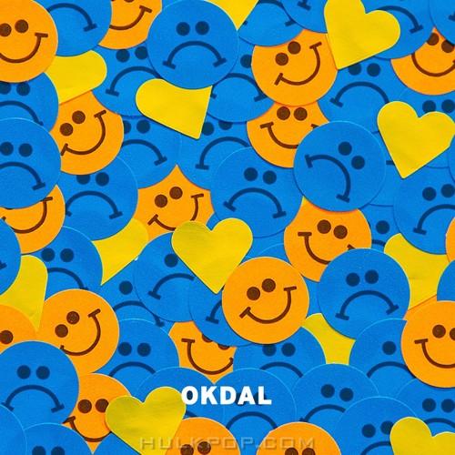 OKDAL (Dalmoon) – 월월월월금 Mon/Fri – Single