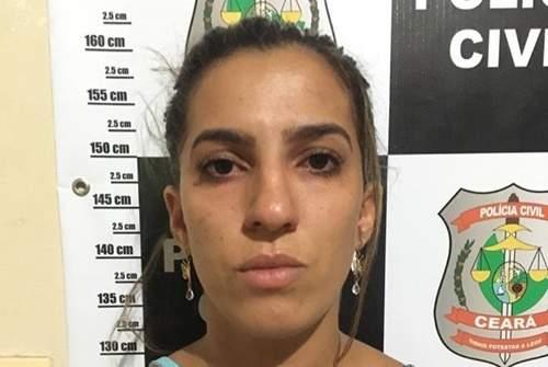 Mulher é presa traficando drogas na cidade de Aracati-CE