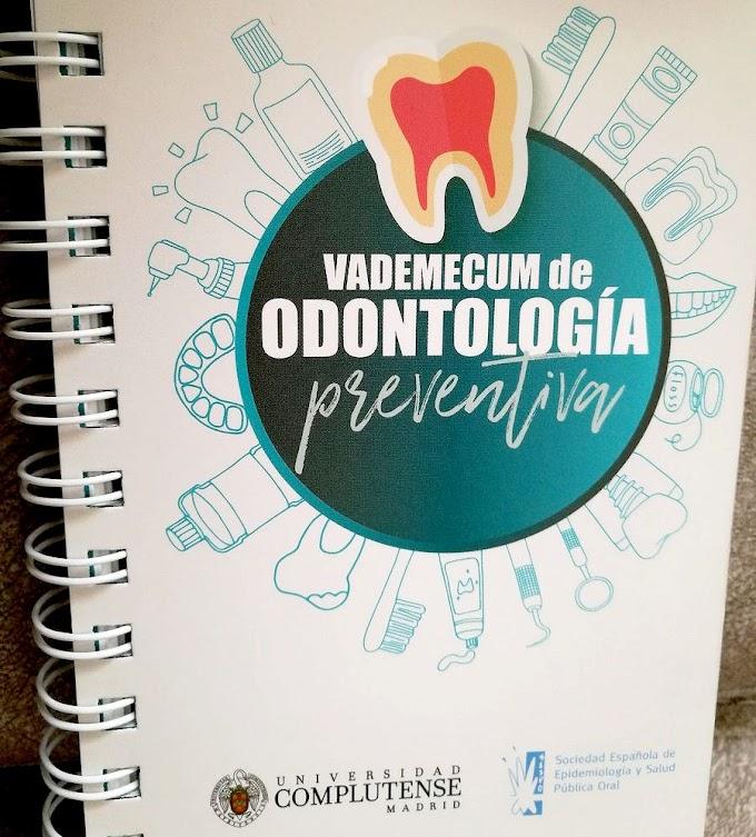 NOTIDENTAL: Conozca el Vademécum de Odontología Preventiva