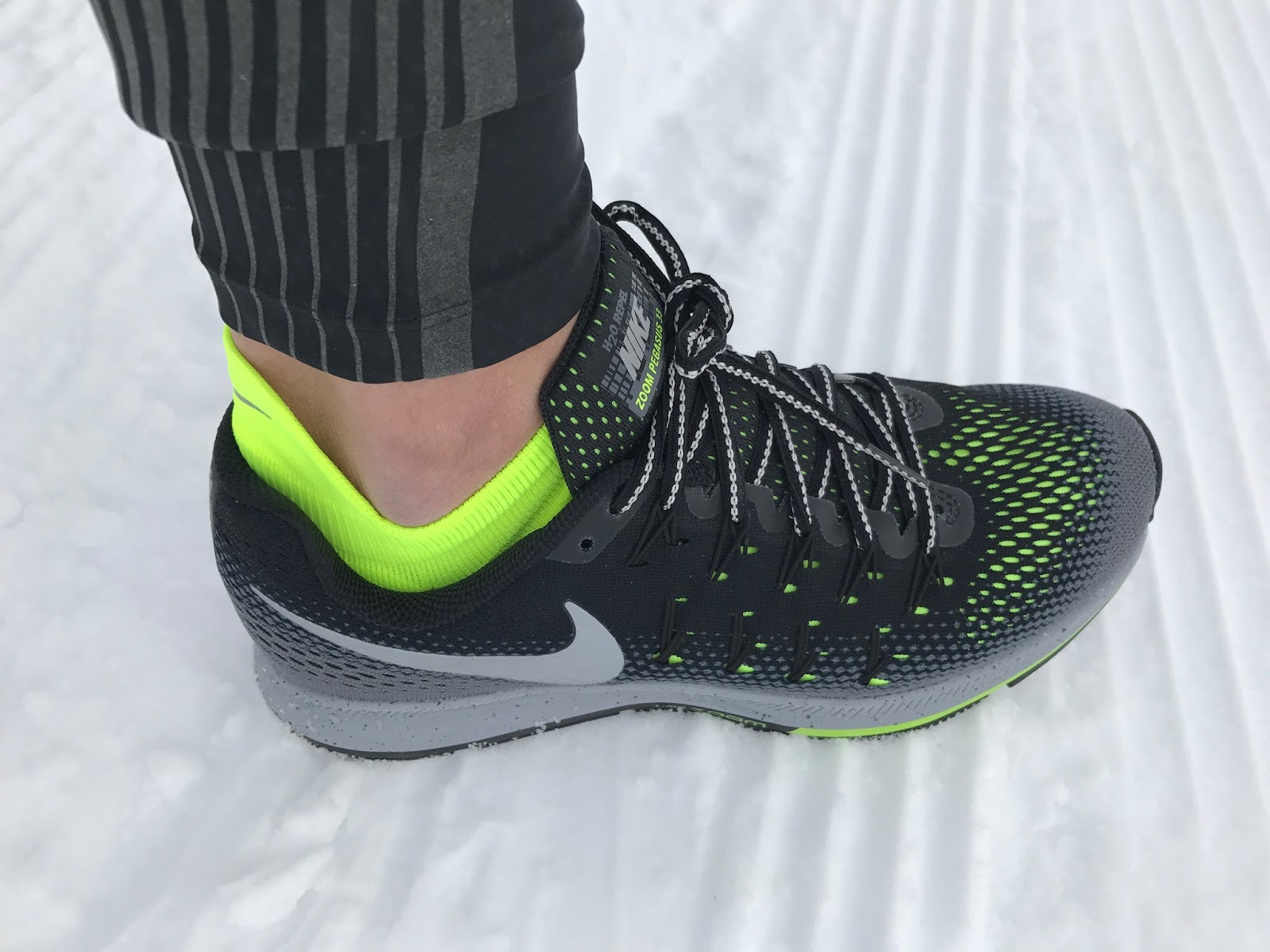 010fbd256990 NIke Running Aeroloft Flash Vest and Power Speed Tight Review. First  Impressions Air Zoom Pegasus 33 Shield