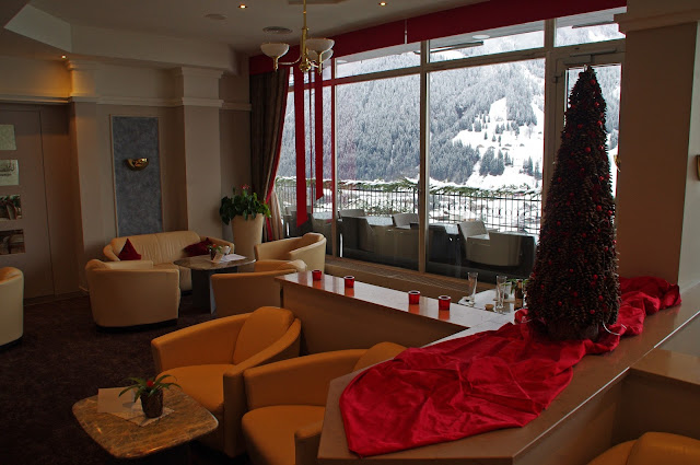 Hotel Belvedere Grindelwald Lobby Lounge
