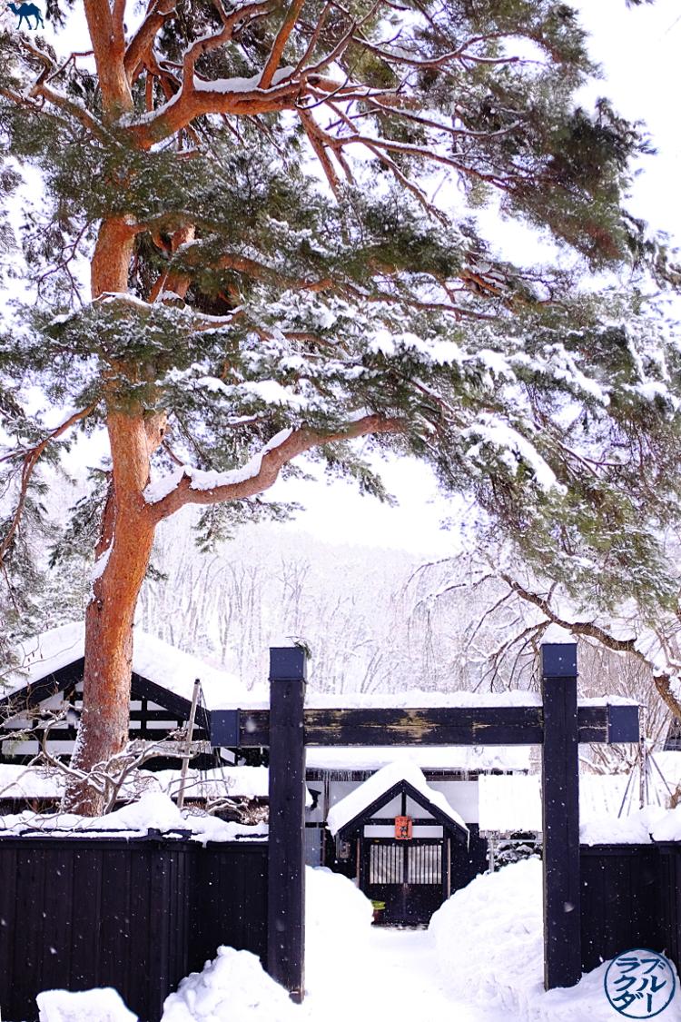 Le Chameau Bleu- Voyage au Japon dans le Tohoku - Quartier des samouraïs à Kakunodate