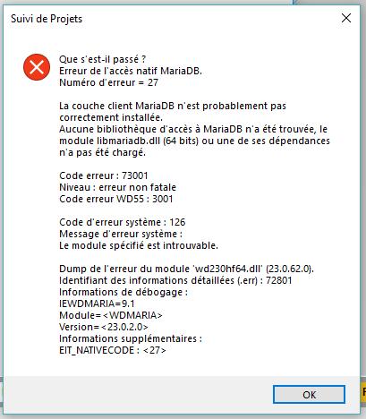NATIF SERVER WINDEV 17 TÉLÉCHARGER SQL ACCÈS