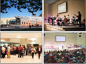 Local Church: Cornerstone Church Nottingham - A Thriving Church That