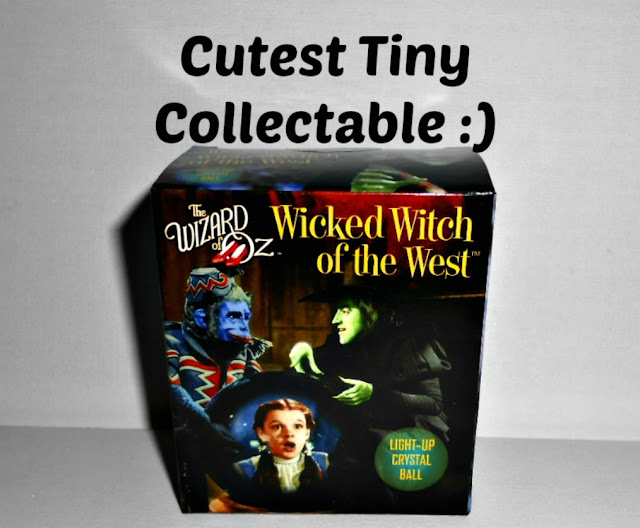 The most adorable tiny Wizard of Oz collectable from Running Press.