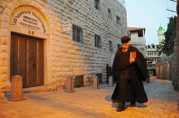 Patriarca armenio de Jerusalén apela al Tribunal Constitucional turco
