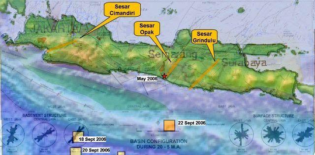 Jalur Patahan Pulau Jawa Aktif, Mahir Ungkap Potensi Gempa Besar Termasuk Jakarta Dan Bandung