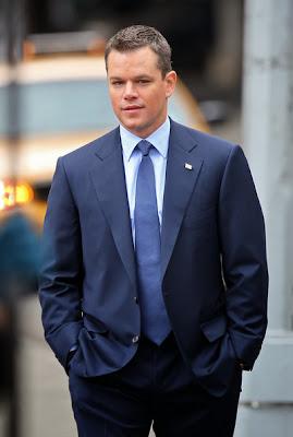 Matt Damon Body